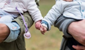 Image of Parents enjoying cooperation because they used iGuideline